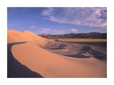Eureka Dunes  Death Valley National Park  California