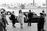 Sophia Loren Arrives at the Cinema Palace of Cannes