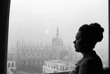 Renata Scotto by the Window