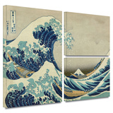 The Great Wave Off Kanagawa Gallery-Wrapped Canvas