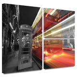 London III Gallery-Wrapped Canvas