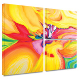 Secret Life of Lily Gallery-Wrapped Canvas