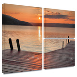 Another Kekua Sunrise Gallery-Wrapped Canvas