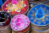 Stacks of Souvenir Sombreros