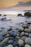 The Rocky Shoreline of Green Point at Sunset  Gros Morne National Park  UNESCO World Heritage Site