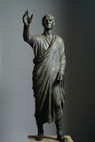 Etruscan Statue of Aule Metele  or the Orator