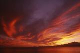 Mexico Acapulco  Sunset