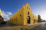 A Street Corner in Campeche