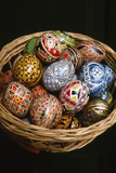 Decorative Romanian Easter Eggs