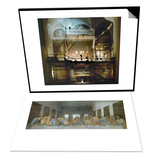 The Last Supper  1498  Mural & Last Supper  1498 Set