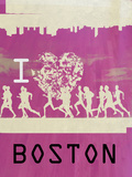 I Heart Running Boston