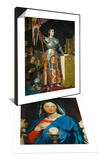 The Virgin with the Eucharist & Joan of Arc at Coronation of King Charles VII Set