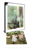 Chinese Lanterns  Girls  1885 & A Hotel Room  1900 Set