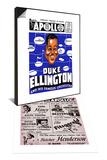 Apollo Theatre & Apollo Theatre Newspaper Ad Set