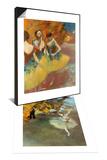 Degas: Star  1876-77 & Degas: Dancers  C1891 Set