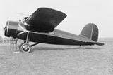 Amelia Earhart's Lockheed-Vega Monoplane