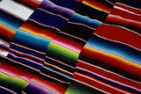 Brightly Striped Cloth