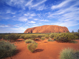 Ayers Rock  Uluru National Park  Northern Territory  Australia