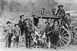 Buffalo Bill Cody's Wild West Troupe