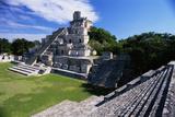 Ruins of Mayan Pyramids