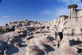 Desolate Canyon of Bisti Wilderness Area