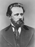 Composer Peter Ilich Tchaikovsky