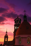 Church of Guadalupe at Sunset