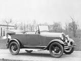 Ford's Phaeton Automobile