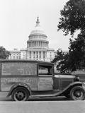 Itinerant's Truck