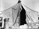 Tent in Labor Camp