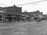 Depression Era Town