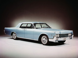 1966 Lincoln Continental Four Door Sedan
