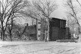 Overturned Houses