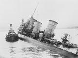 Salvaging the German Fleet