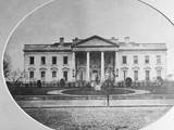 Old Photo of White House