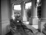 White House Porch