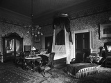 White House Bedroom during Cleveland's Presidency