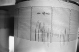 Reading of the University of California's Seismograph