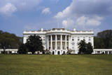 View of the White House