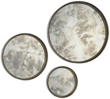 Shire Mirror Set (3)