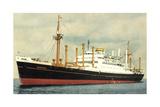 Dampfer MV Noordam  Holland America Line