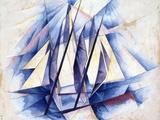 Sailing Boats  1919