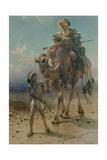 Crossing the Desert  1869