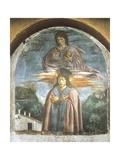 St Julian  Fresco