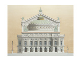 Opera Garnier  Paris  France  1990