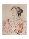 Portrait of Mrs Limond  1899