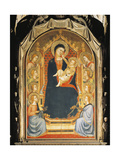 Madonna with Child and Angels