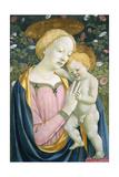 Madonna and Child  C1445-1450