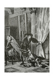 Scene from Hamlet  19th Century