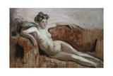 Reclining Nude  C1919-20